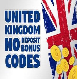 No Deposit Bonus Coupons United Kingdom